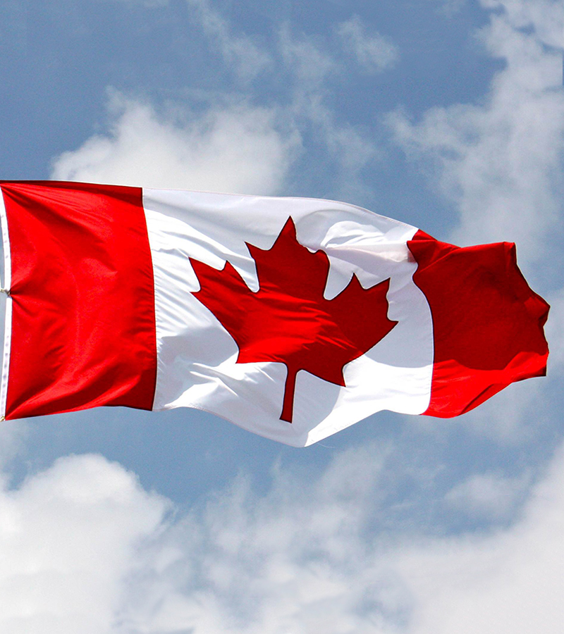 new to canada mortgage canadian flag