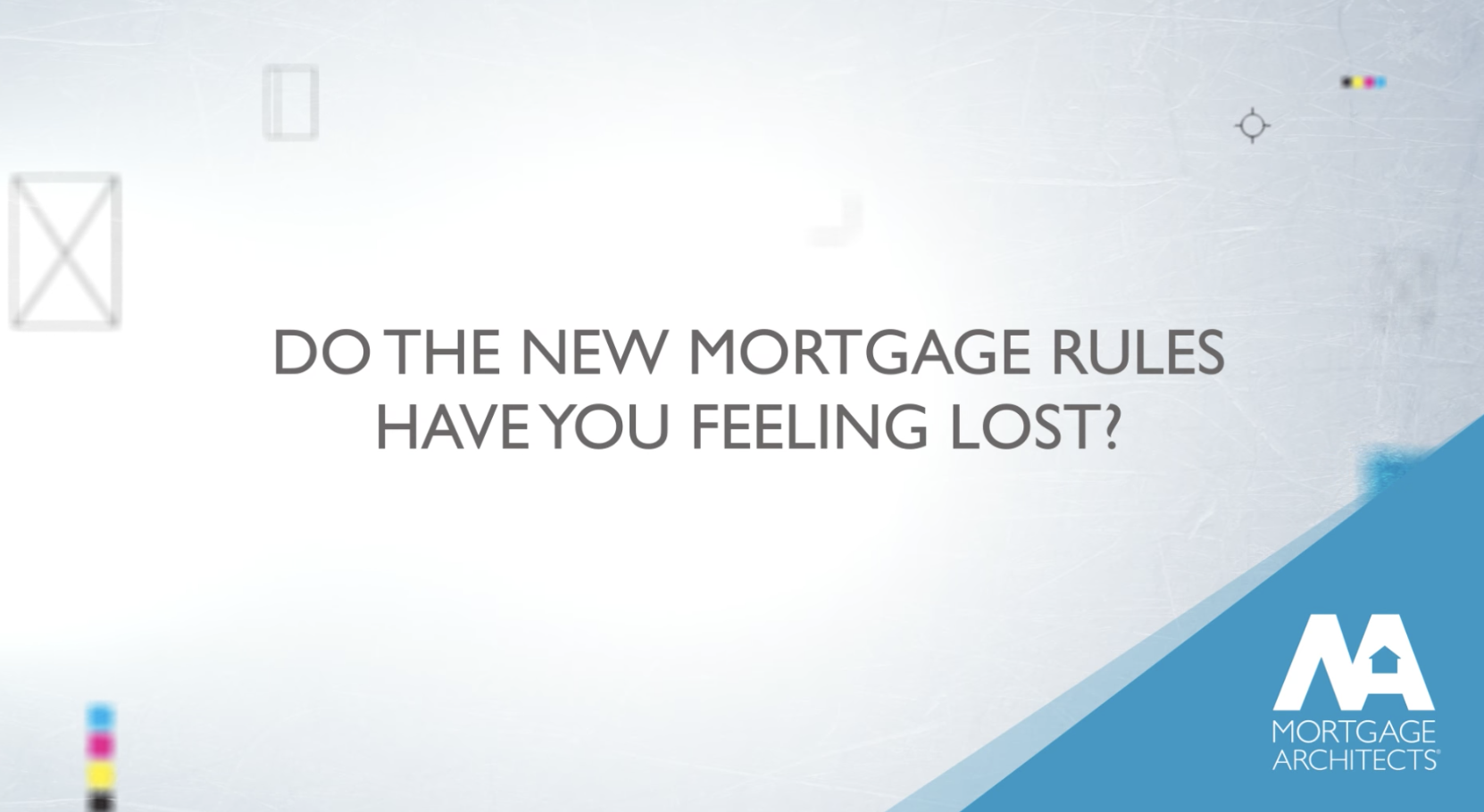New Mortgage Rules Coming January 1st 2018