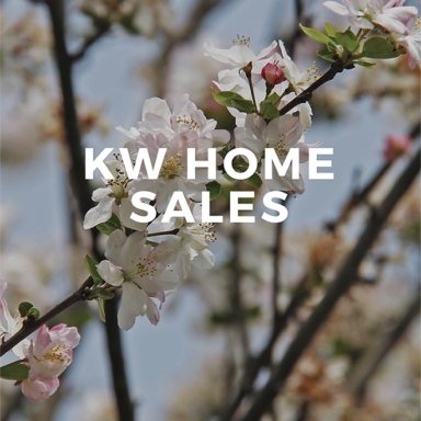 KW Home Sales March