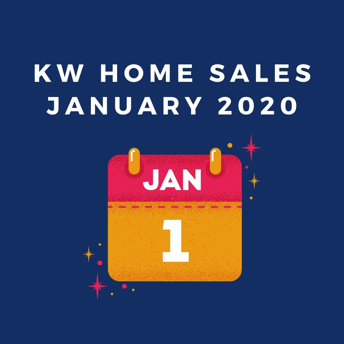 KW Home Sales January 2020